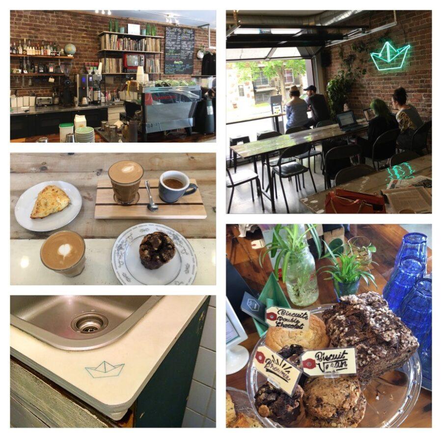 cafés montréalais
