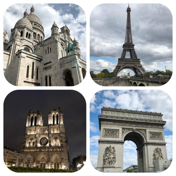 """5 bonnes raisons d""""aller à Paris"""