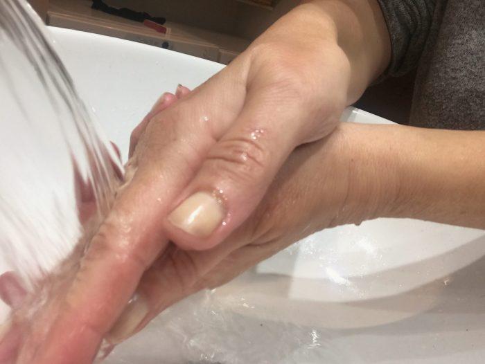 crèmes à mains