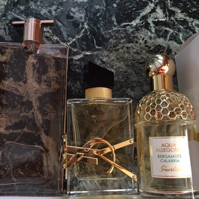 parfums du printemps