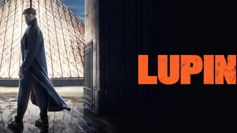 Lupin sur Netflix