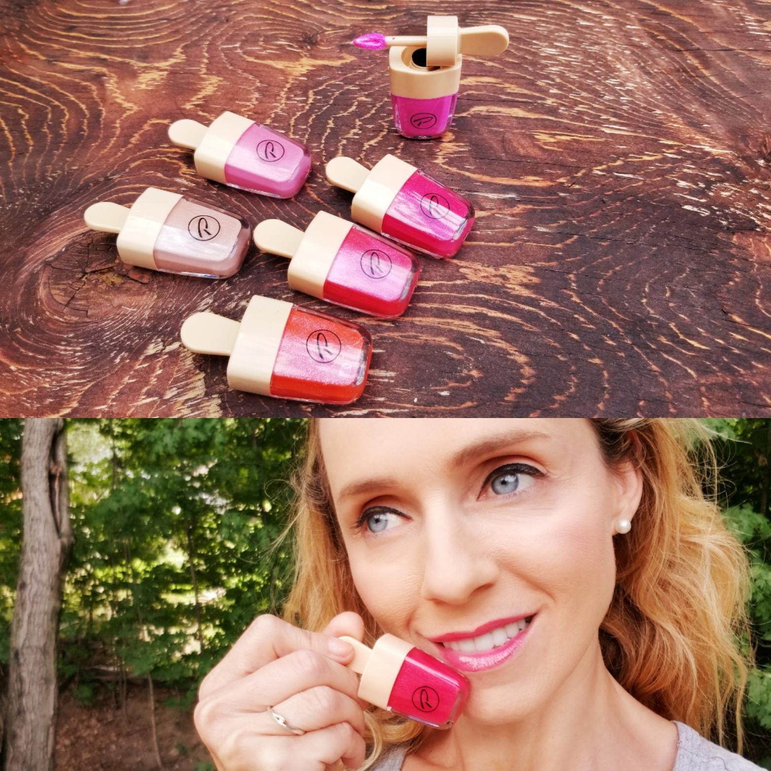 brillants à lèvres Personnelle