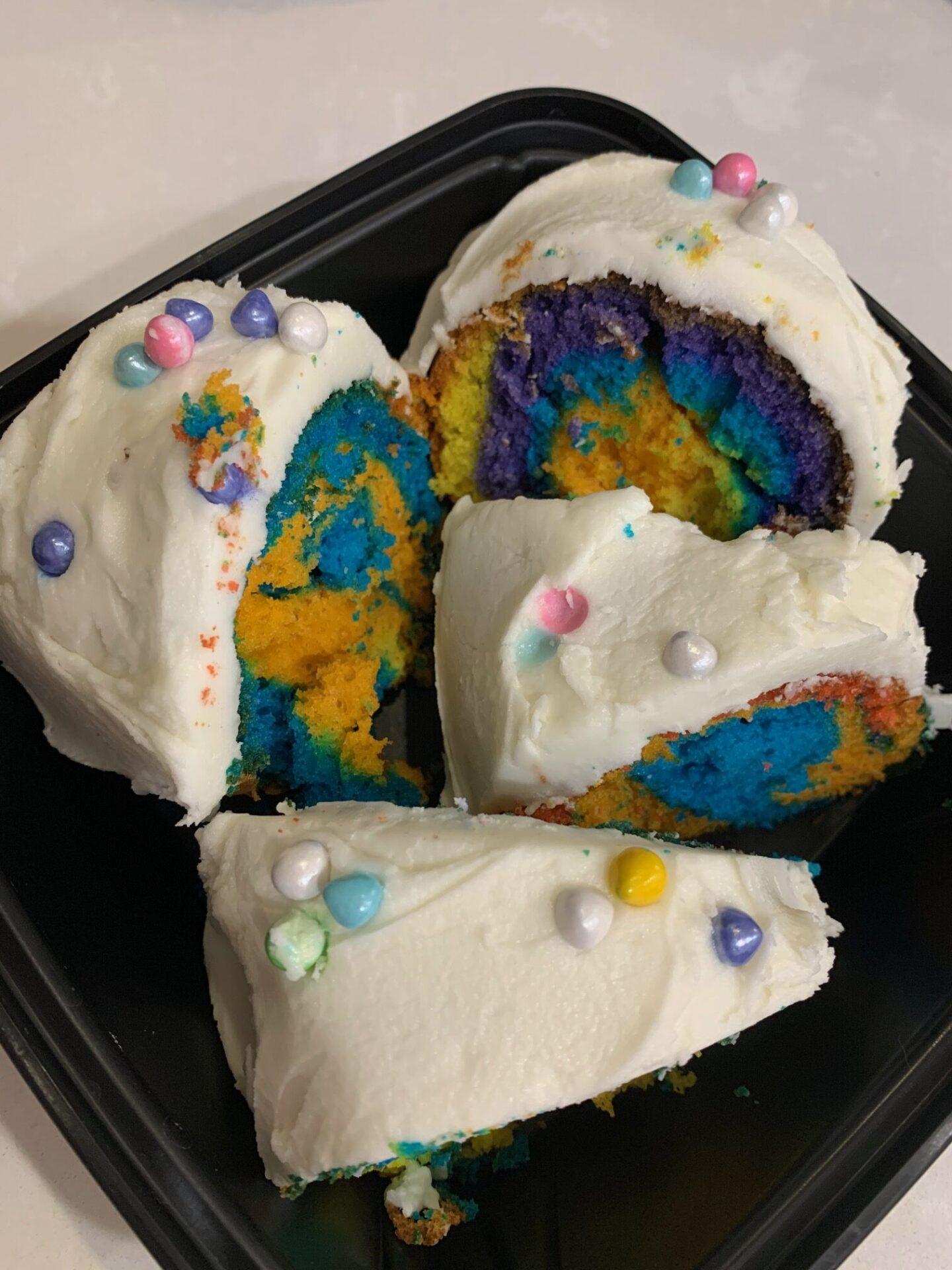gâteau de fête d.enfant