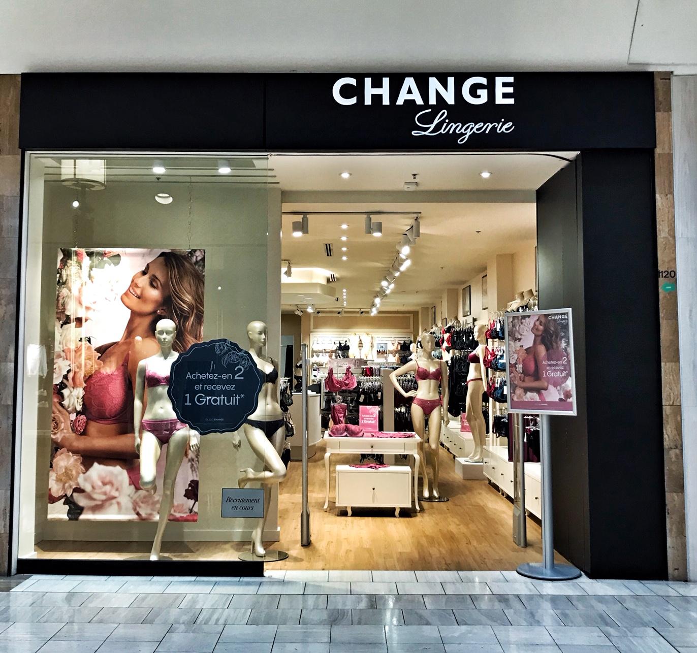 boutique Change