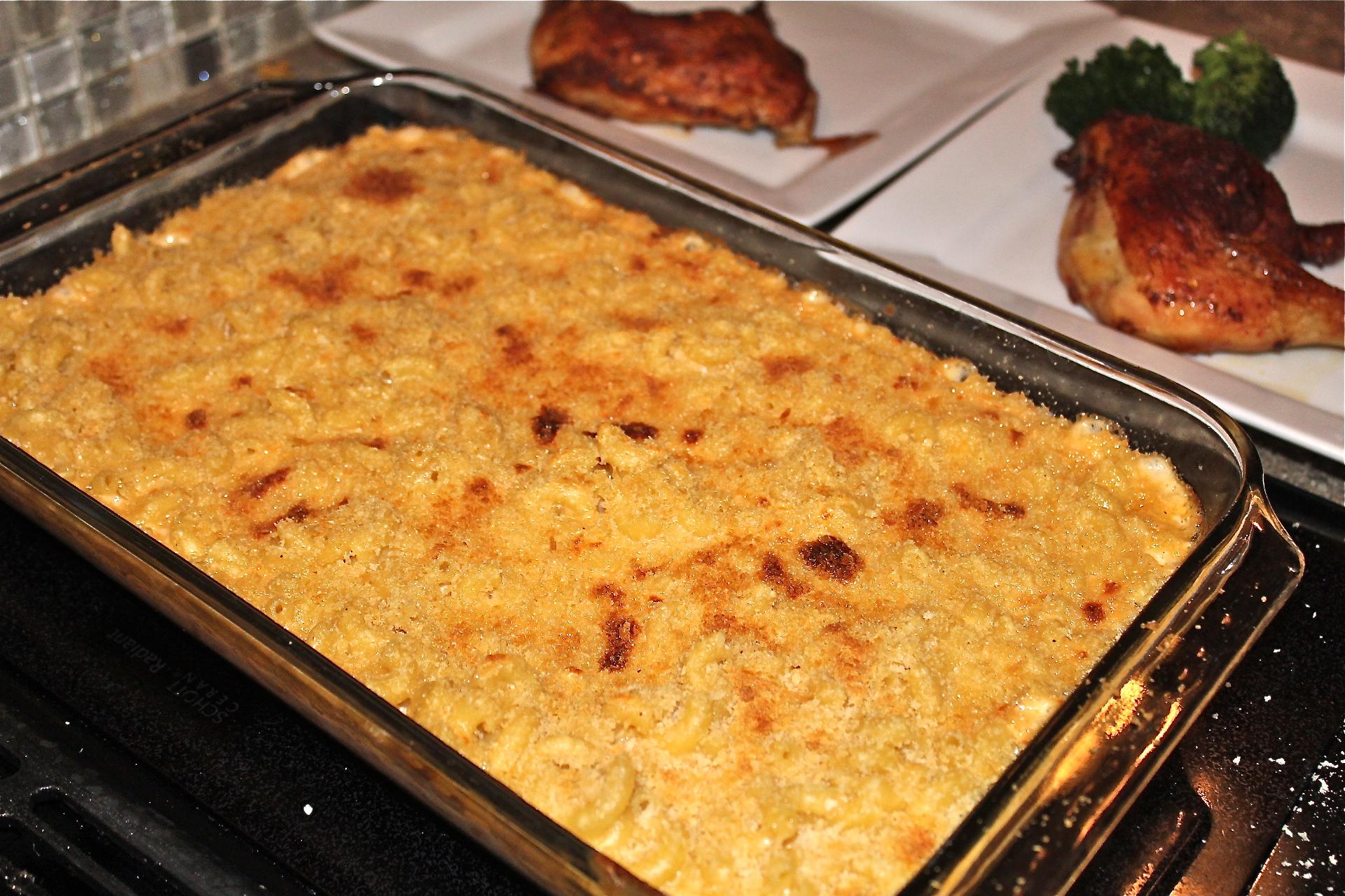 recette facile du mac'n cheese