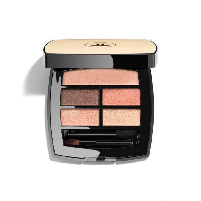chanel palette fards yeux
