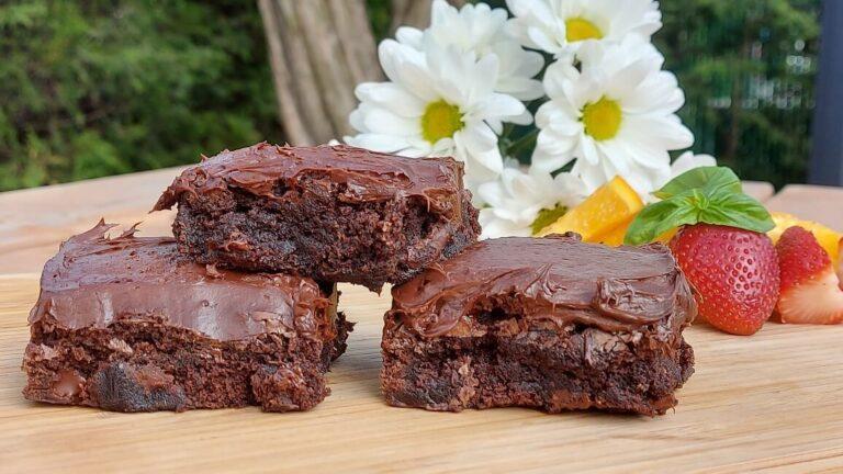 Les meilleurs brownies au monde