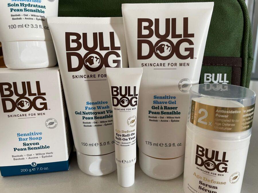 Bull dog produits beauté pour hommes d'Angleterre