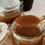 recette du caramel à l'érable