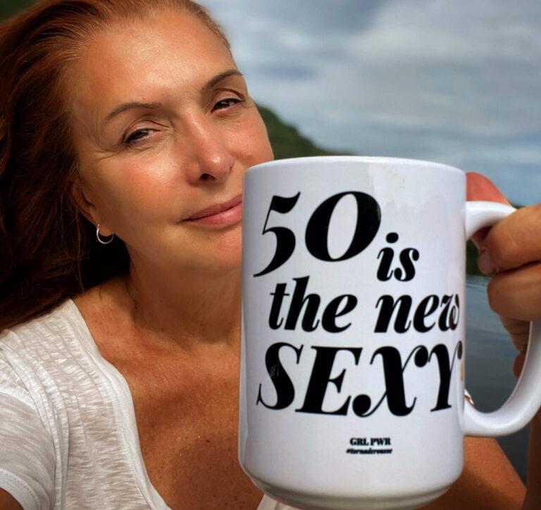 #50plusandfabulous