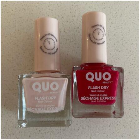 Quo Beauty séchage express