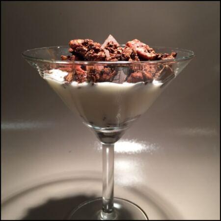 granola santé chocolaté
