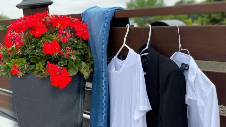 5 pièces essentielles de la garde-robe